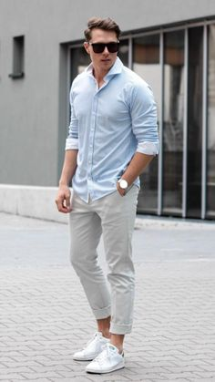 Formal Attire For Men, Mens Casual Suits, Casual Wear For Men, Casual Shirt, Italian Mens Fashion, Indian Men Fashion, Mens Fashion Wear, Summer Outfits Men, Stylish Mens Outfits