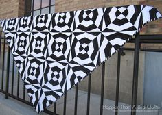 23. Drunk Zebra | 53 Quilts To Eye, Create, Or Buy