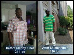 Congratulations to Purvis Skinny Fiber flat out works order here today www.ontolosing.com There are a couple awesome specials-- buy 3 get 3 free -- 6 month supply $179.70 -- ($29.95 each, 90 Day money back guarantee) or buy 2 get 1 free is $119.85 (39.95 each, 90 Day money back guarantee ) or one is just $59.95, (30 Day money back guarantee)-