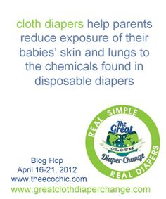 Do you know what's inside a disposable diaper?