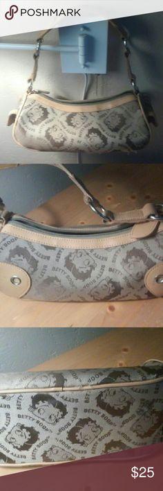 Selling this Betty Boop bag on Poshmark! My username is: craycrayrach. #shopmycloset #poshmark #fashion #shopping #style #forsale #Handbags