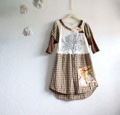 MyFairMaiden Shabby Chic, Upcycled Clothing Women Children Kids