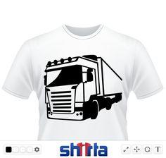 LKW Transporter Truck