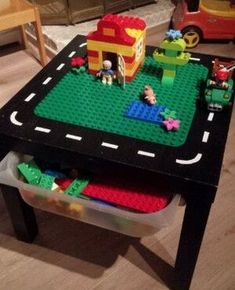 Awesome 43 Fantastic Ikea Lack Table Hacks That Inspire.
