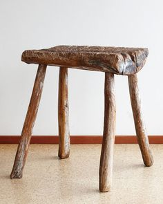 """""""It was made by my grandfather who was a botanist by trade but wood artist by passion."""""""
