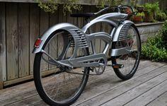 Art -Deco bicycle