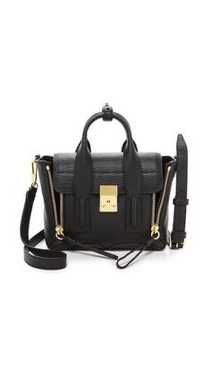 3.1 Phillip Lim Pashli Mini Satchel | €640.10 | $695.00