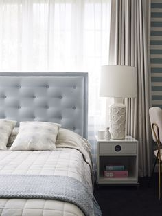 Bed Heads, Australian Interior Design, Melbourne House, Beautiful Bedrooms, Soft Furnishings, Bed Room, Home Projects, Mattress, Beds