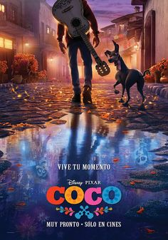 It was recently announced that Pixar's Coco would be hitting theaters three weeks earlier in Mexico (October 27) - read about this Coco news and more in our post.