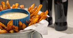 Check out this American Lifestyle Magazine blog post! The Best Crab Seasoned Baked Fries