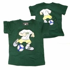 faf2bfde1 Portland Timbers Adidas Toddler Dream Job Tee - Green  18.00