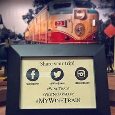 We want to follow along! #MyWineTrain @visitnapavalley  #WineTrain #NapaValleyWineTrain #NapaWineTrain #NapaTrain #Napa #NapaValley #California #train #trains #railroad #railway #luxury #vintage #antique #Pullman #VisitCA #VisitCalifornia #VisitNapaValley #travel #vacation #getaway #wanderlust #WineCountry #travelbreak by winetrain
