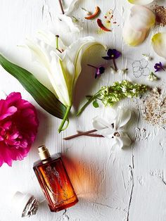#Spring #Scents on the #AnthroBlog
