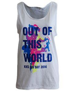 Kappa Kappa Gamma Out Of This World Tank by Adam Block Design | Custom Greek Apparel & Sorority Clothes | www.adamblockdesign.com