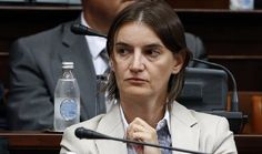 Residents of Serbia enthusiastically anticipated Prime Minister Ana Brnabić to display her bureau's initial 100 days in office. 100th Day, Montenegro, Investing, Sayings, News, Lyrics, Quotations, Idioms, Quote