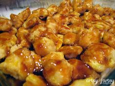 artsy-fartsy mama: Mostly Baked Sweet & Sour Chicken