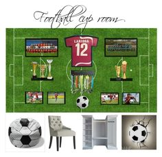 football cup room by veryvlada on Polyvore featuring interior, interiors, interior design, дом, home decor and interior decorating