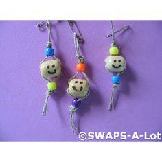 Mini Beadie Buddy SWAPS Kit for Girl Kids
