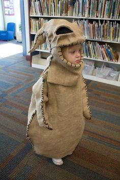nightmare before christmas costume for kids