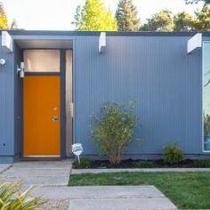 1000 Images About Eichler Home Door Ideas On Pinterest Door Kits Modern Door And Mid Century