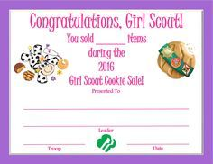 1000 images about girl scout certificates on pinterest for Girl scout award certificate templates