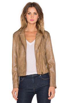 BB Dakota Acelynn Jacket in Camel