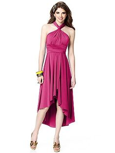 1000 Images About Pink Bridesmaid Dresses On Pinterest
