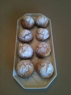 World Cooking A-Z: Albanian sweet-Kurabie (Albanian cookies)