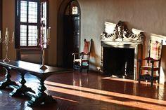 Italian Villas: Villa Medicea   Artimino, Toscana