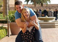 Taylor Hubbell & Heather Morris