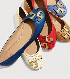 Tory Burch Lowell Flat