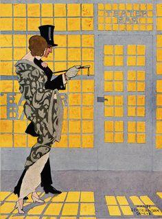 Munchner illustrierte Wochenschrift =)      Jugend: Münchner illustrierte Wochenschrift für Kunst und Leben    1914, Band 1 (Nr. 1-26)