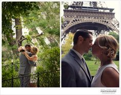 Paris Elopement: Jamie & Scott from Florida, USA | WeddingLight Events - Elope to Paris