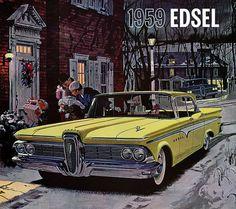 1959 Edsel - Christmas