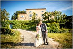 Fairytale Provencal wedding by Fête in France