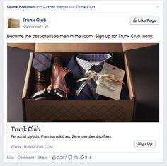 Trunk Club Ad