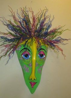 Palm Frond Art, Palm Tree Art, Palm Tree Leaves, Palm Fronds, Palm Trees, Fence Art, Palmiers, Cardboard Art, Dot Art Painting