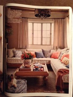 Rustic & Relaxed, Country Living Magazine - March 2014