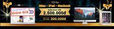 Nguyễn Kim: Lễ hội Apple giảm đến 2,5 triệu đồng | Giảm Giá XL