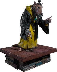 Splinter Polystone Statue from Sideshow Collectibles