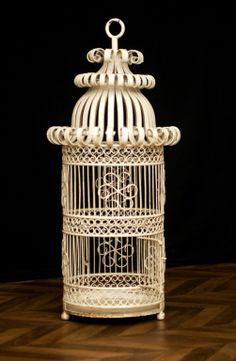 Cage à oiseaux 1930