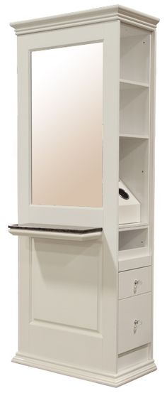 This is a great value and nice smaller compact size station. But a bit Traditional in style. Oxford double sided Minerva Styling Station @ $1100.