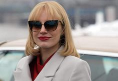 #BP #BartonPerreira  Dans A Most Violent Year, en sulfureuse blonde, de J.C Chandor
