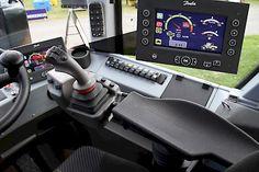 Lundberg uudistaa: 40-sarjassa viisi mallia - Ohjaamo on entistäkin kuljettajaystävällisempi - Koneporssi.com