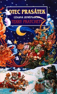 Úžasná Zeměplocha - Otec prasátek (Terry Pratchett)