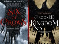 Six of Crows and Crooked Kingdom by Leigh Bardugo. Lexile: And 810 Six dangerous outcasts and one impossible heist in a unforgettable adventure where he star characters have to deal with mental health issues, especially PTSD. Crow Books, Ya Books, Books To Read, Crooked Kingdom, The Grisha Trilogy, Fiction, Leigh Bardugo, Montreal Ville, Six Of Crows