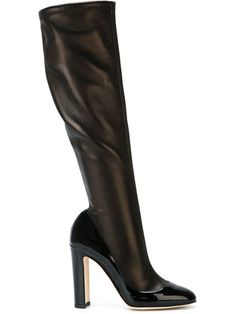 Dolce & Gabbana сапоги на каблуке