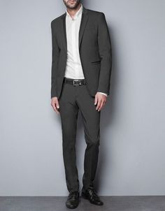 TAILORED TECHNICAL SUIT  http://www.roehampton-online.com/?ref=4231900 #office #style #mensfashion #fashion #business
