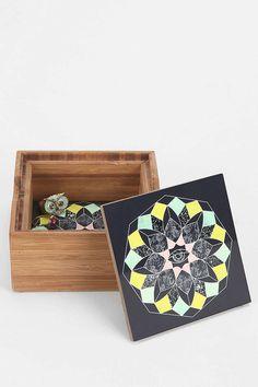 Wesley Bird for DENY Cosmic Flower Box ($29)