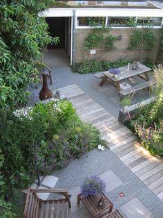 Inspiratie voor de achtertuin